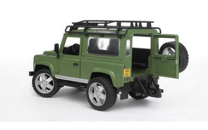 Land Rover Station Wagon Bruder