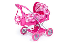 Load image into Gallery viewer, Smarty Doll's Pram Set w Bag & Accessories