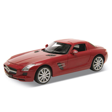 Mercedes Benz SLS AMG Red 2010 (scale 1 : 24)