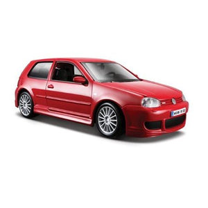 VW Golf R32 (scale 1:24) (Red)