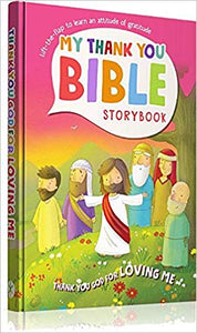 My Thank You Bible Storybook