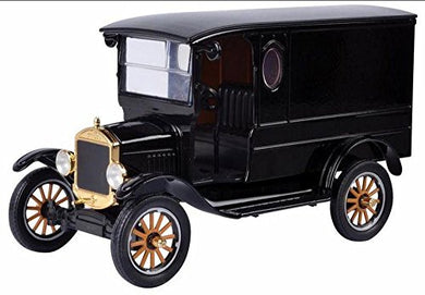 Ford Model T - Paddy Wagon Black 1925 (scale 1 : 24)