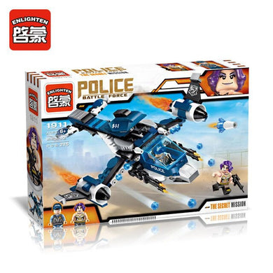 Police Battle Force / The Secret Mission 275pc