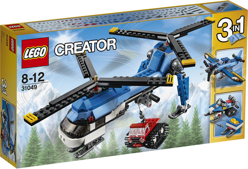 31049 Twin Spin Helicopter V29 Creator