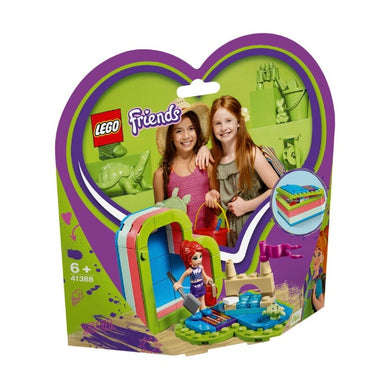 41388 Mia's Summer Heart Box Friends