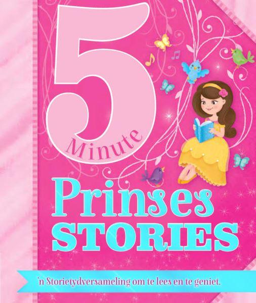 5 Minute Prinses Stories