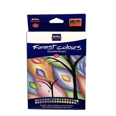 Forest Colouring Pencils 36pc