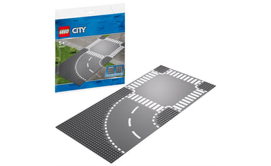 60237 Curve And Crossroad City