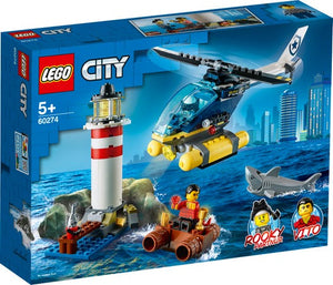 60274 Elite Police Lighthouse Capture City