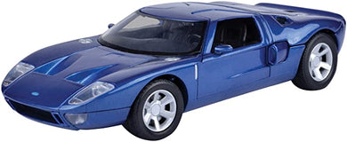 Ford GT Concept Blue (scale 1 : 24)