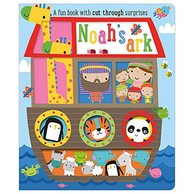 Noah's Ark (Peek Through Surprises)