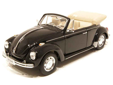 VW Beetle Black (scale 1 : 24)