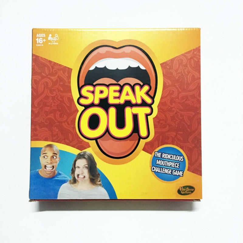 Speak Out Game (Not Original)