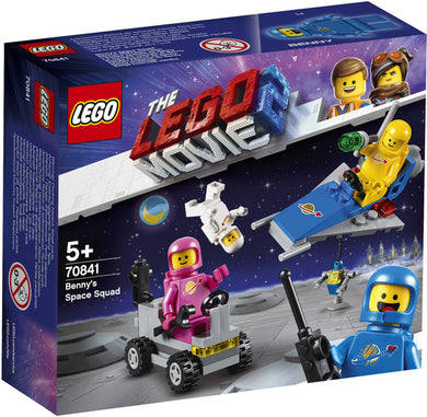 70841 Benny's Space Squad Lego Movie 2