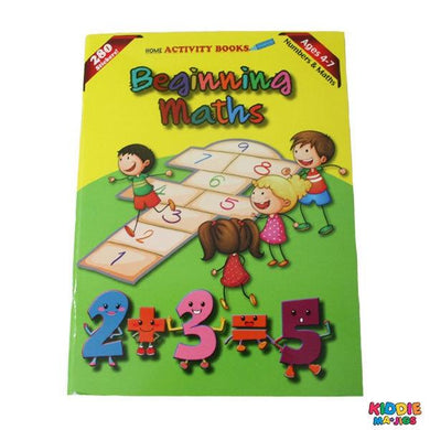 Beginning Math Workbook