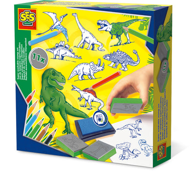 Stamp Set Dinosaur (SES)