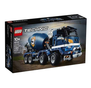 42112 Concrete Mixer Truck Technic