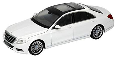 Mercedes-Benz S-Class White 2015 (scale 1:24)