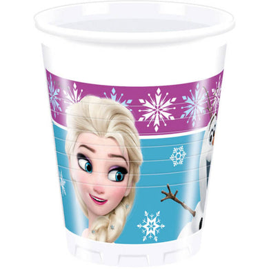 Frozen Northern Lights Cups 8pc