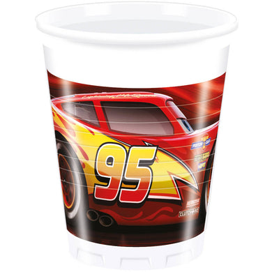 Cars Legend Of Track Cups 8pc