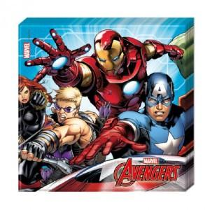 Mighty Avengers Serviettes 20pc