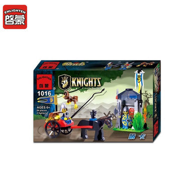 Castle Series/Knights Sentry Post 84pc