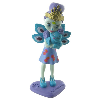 Patter Peacock & Flap Enchantimals Minifigure
