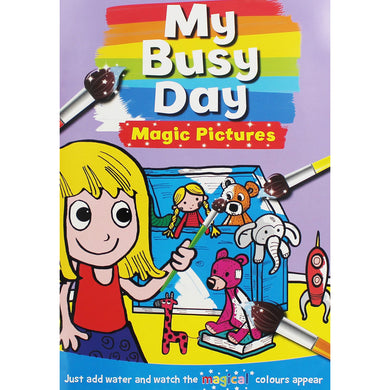 Magic Pictures My Busy Day