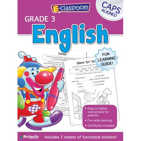 E-Classroom Workbooks English Gr.3