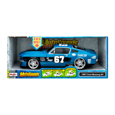 1/24 Motosounds Ford Mustang GT