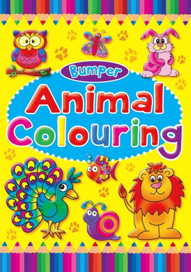 Bumper Colouring Animal