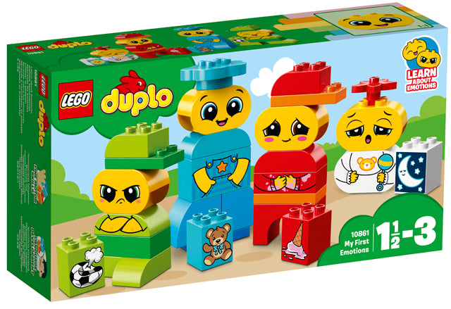 10861 My First Emotions Duplo