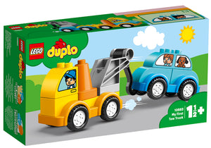 10883 My First Tow Truck Duplo
