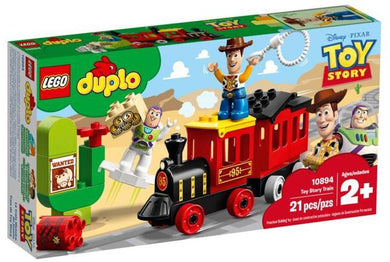 10894 Toy Story Train Duplo
