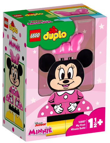 10897 My First Minnie Build Duplo