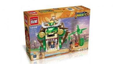 Pirates Series/The Aztec Prison 328pc
