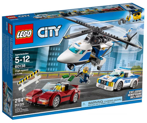 60138 City High-Speed Chase