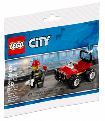 30361 Fire ATV City (Packet)