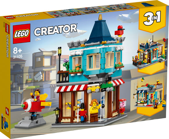 31105 Townhouse Toy Store Creator