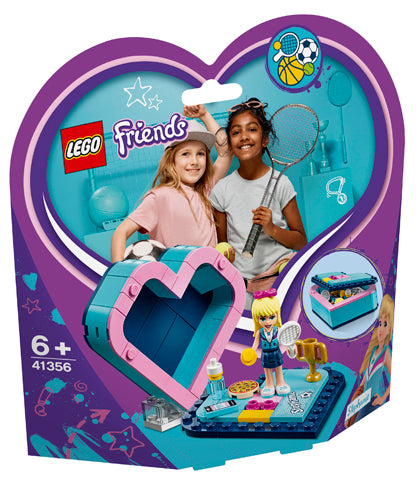 41356 Stephanie's Heart Box Friends