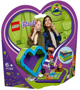 41358 Mia's Heart Box Friends