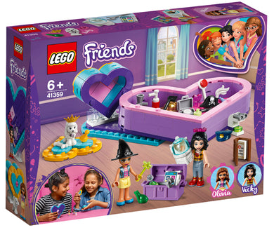 41359 Heart Box Friendship Pack Friends