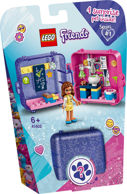 41402 Olivia's Play Cube Friends