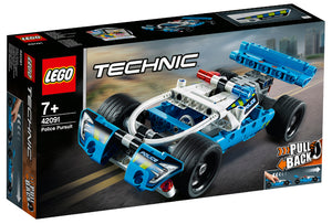 42091 Police Pursuit Technic