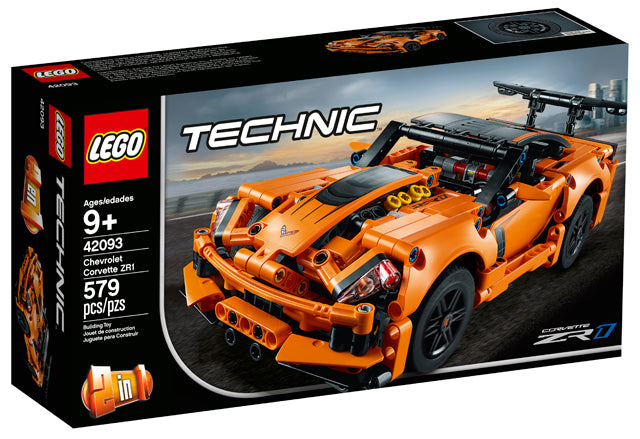42093 Chevrolet Corvette ZR1 Technic
