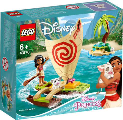43170 Moana's Ocean Adventure Disney Princess