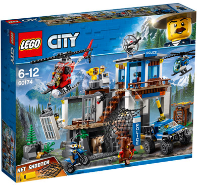 60174 Mountain Police Headquarters City