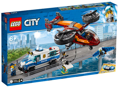 60209 Sky Police Diamond Heist City