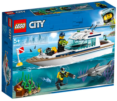 60221 Diving Yacht City