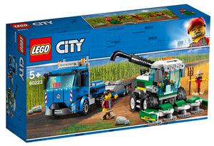 60223 Harvester Transport City